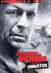 Die Hard 4: Live Free or Die Hard (2-DVD, Unrated)