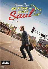 Better Call Saul - Season 2 (3-DVD)