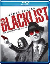 The Blacklist - Complete 3rd Season (Blu-ray)