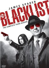 The Blacklist - Complete 3rd Season (5-DVD)
