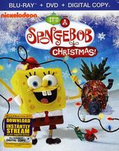 It's a SpongeBob Christmas! (Blu-ray + DVD)