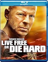 Die Hard 4: Live Free or Die Hard (Blu-ray)