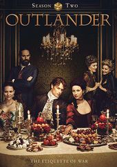 Outlander - Season 2 (5-DVD)