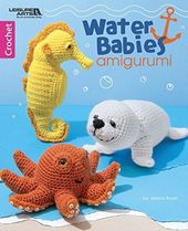 Water Baby Amigurumi Crochet Leisure Arts (7084)