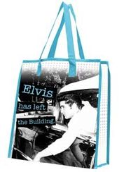 Elvis Has Left the Building - Large Recycled