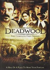 Deadwood - Complete 1st Season (6-DVD)