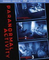 Paranormal Activity Trilogy Gift Set (Blu-ray)