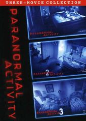 Paranormal Activity Trilogy Gift Set (3-DVD)