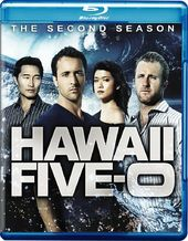 Hawaii Five-O (2010) - Season 2 (Blu-ray)