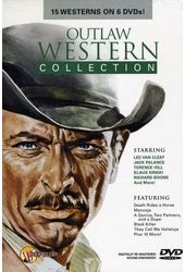 Outlaw Western Collection (6-DVD)