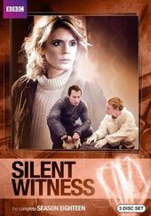 Silent Witness - Season 18 (3-DVD)