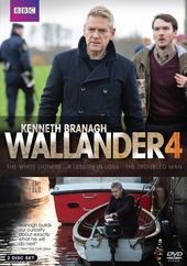 Wallander - Season 4 (2-DVD)
