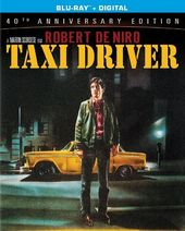 Taxi Driver (40th Anniversary Edition) (Blu-ray)