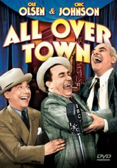 "All Over Town - 11"" x 17"" Poster"