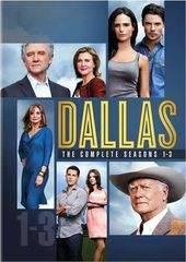 Dallas - Complete Seasons 1-3 (10-DVD)