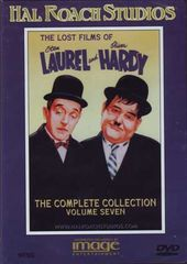 The Lost Films of Laurel and Hardy - The Complete