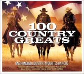 100 Country Greats (4-CD)