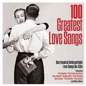 100 Greatest Love Songs (4-CD)