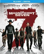 The Magnificent Seven (Blu-ray, Includes Digital