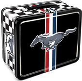 Ford - Mustang - Lunch Box
