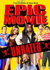 Epic Movie / Date Movie (2-DVD, Unrated)