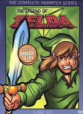 The Legend of Zelda - The Complete Animated