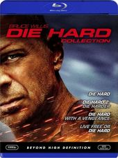 Die Hard: The Ultimate Collection (Blu-ray,
