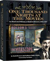 One Thousand Nights at the Movies: An Illustrated
