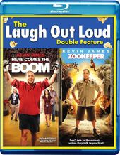Here Comes the Boom / Zookeeper (Blu-ray)