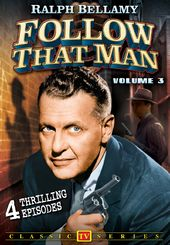 Follow That Man (aka Man Against Crime) - Volume 3