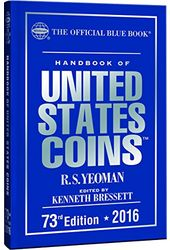 Handbook of United States Coins 2016: The