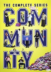 Community - Complete Series (17-DVD)