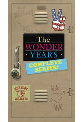 The Wonder Years - Complete Series (26-DVD)
