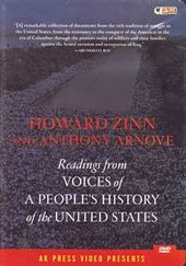 "Readings from ""Voices of A People's History of"