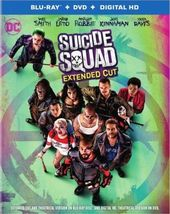 Suicide Squad (Blu-ray + DVD)