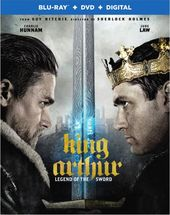 King Arthur: Legend of the Sword (Blu-ray + DVD)
