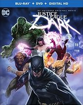 Justice League Dark (Blu-ray + DVD)