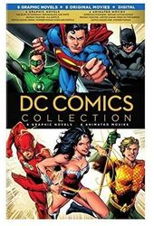 DC Graphic Novel and DCU MFV Uber Collection