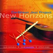 Caribbean Jazz Project: New Horizons