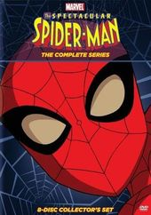 The Spectacular Spider-Man - Complete Series