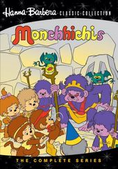 Monchhichis - Complete Series (2-Disc)