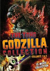 The Toho Godzilla Collection (7-DVD)