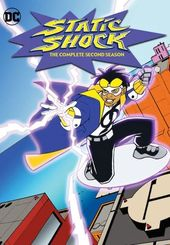 Static Shock - Complete 2nd Season (2-Disc)