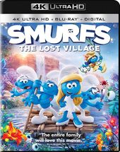 Smurfs: The Lost Village (4K UltraHD + Blu-ray)