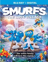 Smurfs: The Lost Village (Blu-ray)