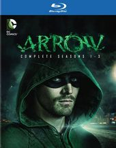 Arrow - Complete Seasons 1-3 (Blu-ray)