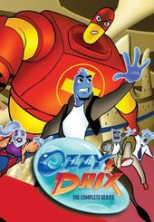 Ozzy & Drix - Complete Series (3-Disc)