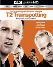 T2 Trainspotting (4K UltraHD + Blu-ray)