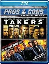 Takers / Armored (Blu-ray)
