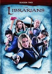 The Librarians - Season 2 (3-DVD)